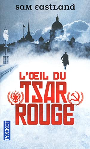 9782266208536: L'oeil du tsar rouge (French Edition)