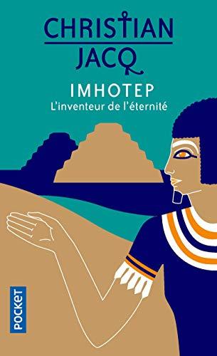 9782266210843: Imhotep, l'inventeur de l'éternité