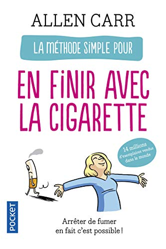 9782266211222: La Methode Simple Pour En Finir Avec LA Cigarette (Pocket Evolution)