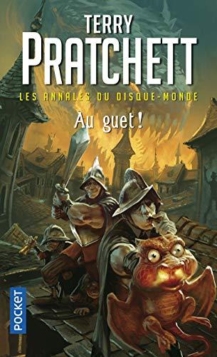 9782266211888: Les annales du Disque-Monde, Tome 8 : Au guet ! (Pocket Science-fiction)