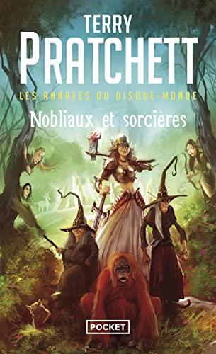9782266211949: Les annales du Disque-Monde, Tome 14 : Nobliaux et sorcières