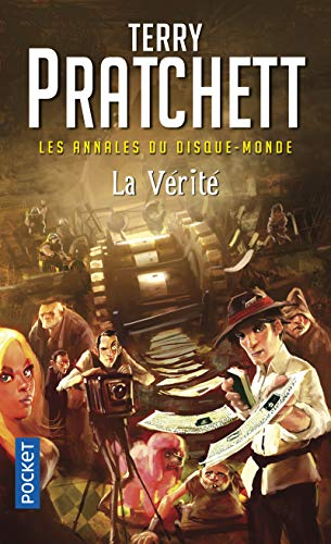 Les annales du Disque-monde - Nº 25: Pratchett, Terry