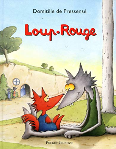 9782266213011: Loup-rouge (French Edition)