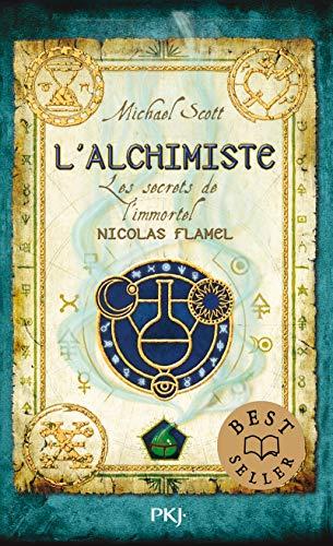 9782266213929: Les Secrets De L'Immortel Nicolas Flamel 1/L'Alchimiste (Pocket Jeunesse)