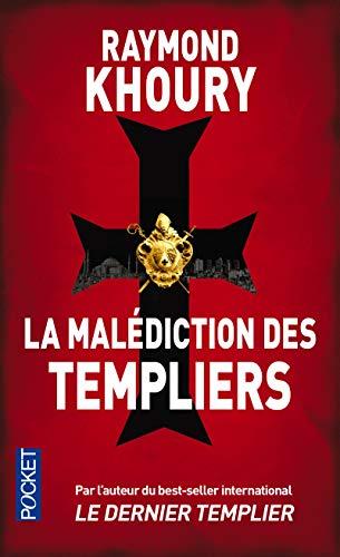 9782266213950: La mal�diction des Templiers