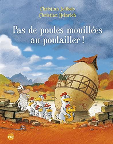 9782266214513: Les P'tites Poules, Tome 11 : Pas de poules mouillées au poulailler ! (Pocket Jeunesse)
