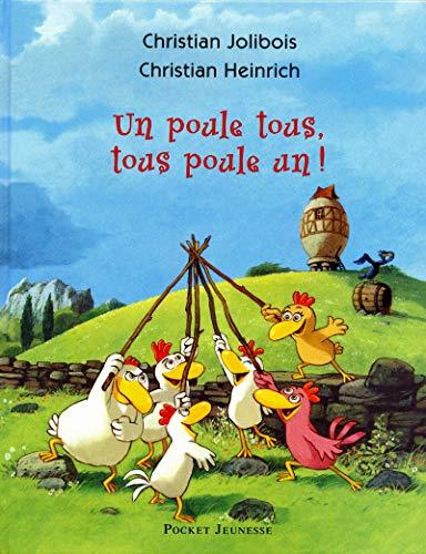 9782266215305: Les P'tites Poules - Un poule tous, tous poule un !