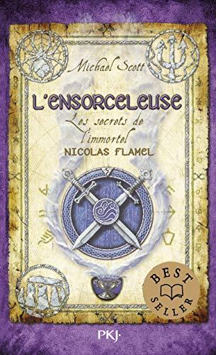 9782266217279: Les Secrets De L'Immortel Nicolas Flamel 3/L'Ensorceleuse (French Edition)
