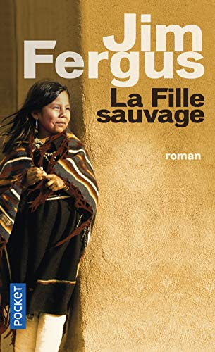 9782266217453: La fille sauvage (Pocket)