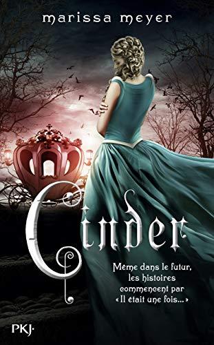 1. Cinder: Marissa MEYER