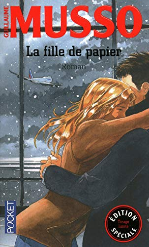 9782266221474: FILLE DE PAPIER -EDT SPECIALE-