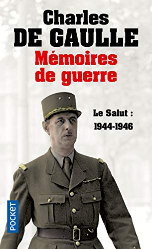 9782266222945: Memoires de guerre - tome 3 le salut 1944-1946 - vol03 (Pocket document)