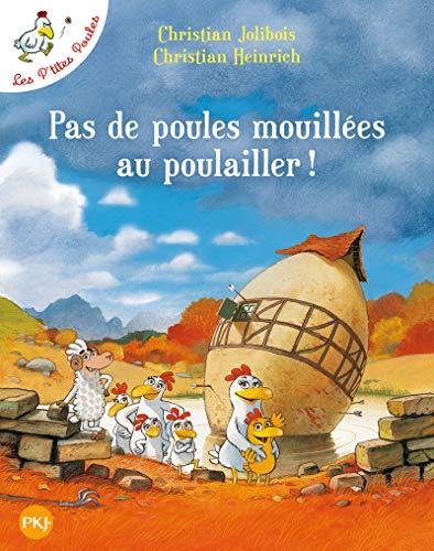 9782266223065: Les P'tites Poules : Pas de poules mouillées au poulailler ! (Pocket Jeunesse)