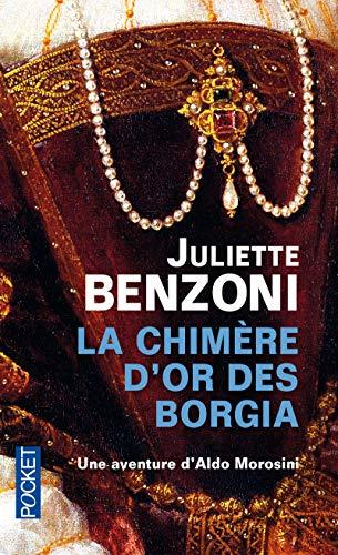 9782266223782: La chimère d'or des Borgia