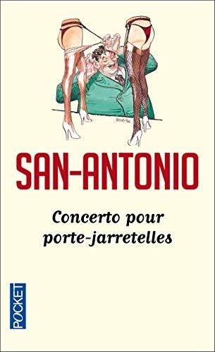 9782266226615: Concerto pour porte-jarretelles