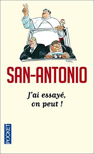 J'ai essayé, on peut ! - N° 81: San-Antonio