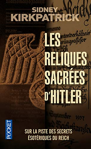 9782266230261: Les reliques sacrées d'Hitler