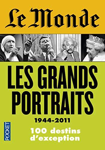 9782266231039: Le Monde : Les grands portraits