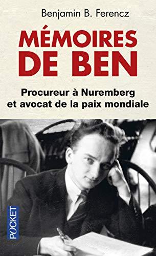 9782266232340: Memoires de Ben (Pocket)