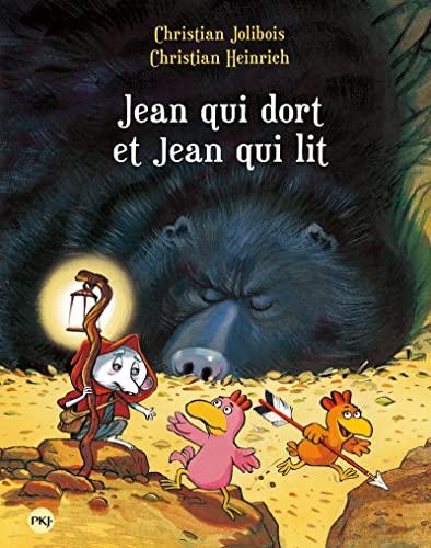Jean qui dort et Jean qui lit: Jolibois, Christian