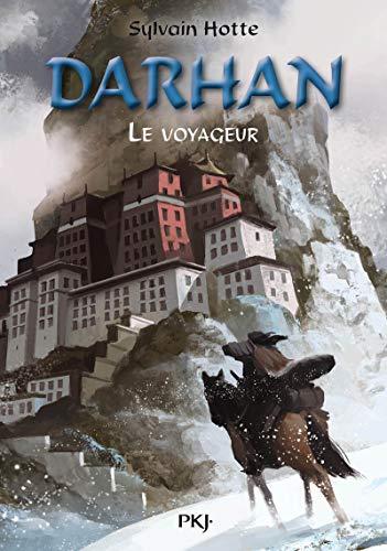 9782266234528: Darhan, Tome 8 : Le voyageur