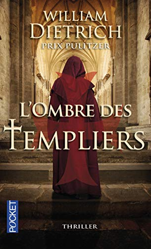 9782266236546: L'ombre des templiers (Pocket thriller)