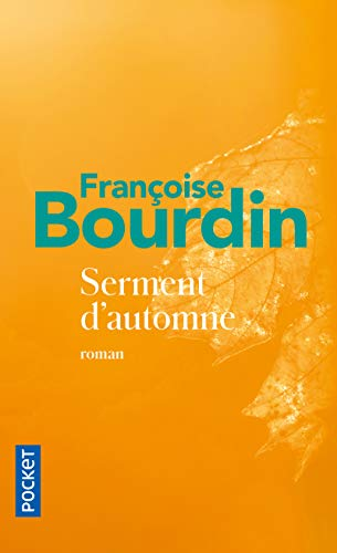 9782266236805: Serment D'automne (French Edition)