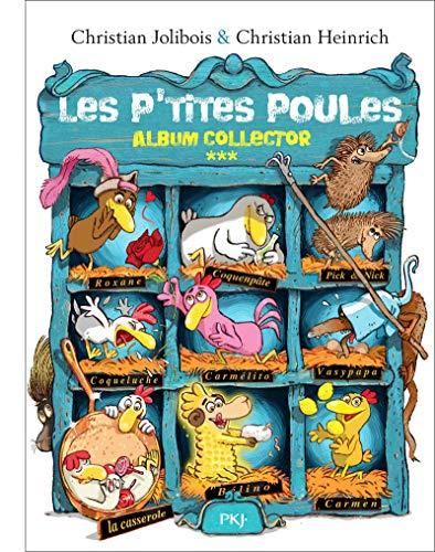 9782266238168: Les P'tites Poules, Tome 9 à 12 : Collector (Pocket Jeunesse)