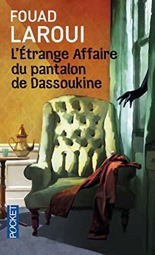 9782266238816: L'étrange affaire du pantalon de Dassoukine (Pocket)