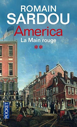 9782266238861: America, Tome 2 : La Main Rouge (Pocket)