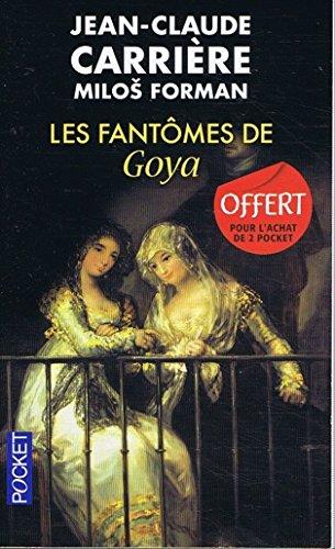 9782266242226: LES FANTOMES DE GOYA