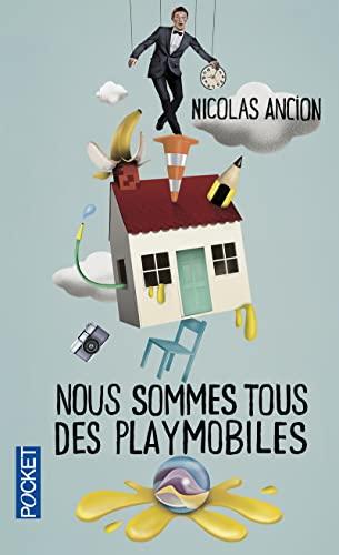 9782266242967: Nous sommes tous des playmobiles (Pocket)