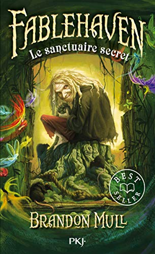 9782266243087: 1. Fablehaven : Le sanctuaire secret (1)