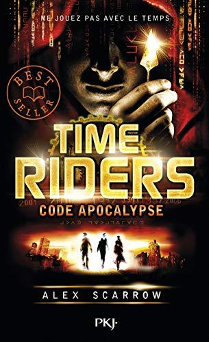 9782266245289: 3. Time Riders : Code apocalypse (3)
