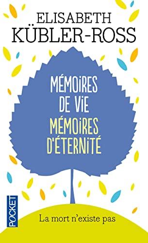 9782266245425: Mémoires de vie mémoires d'éternité