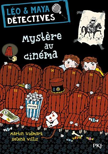 9782266248303: Léo et Maya, détectives - tome 01 : Mystère au cinéma (1)