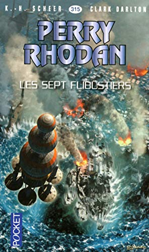 9782266248518: Les sept flibustiers (Perry Rhodan)