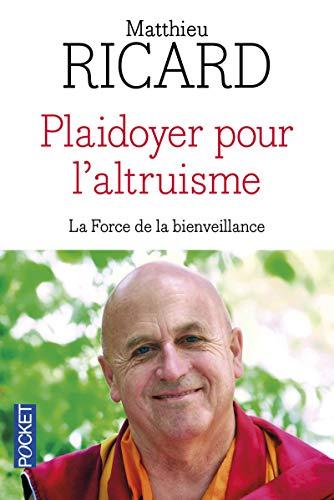 9782266249348: Plaidoyer Pour L'Altruisme (French Edition)