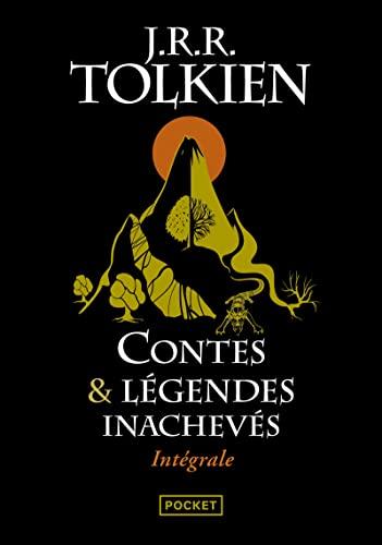 9782266250207: Contes et légendes inachevés Intégrale