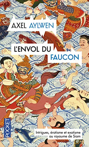 9782266250887: L'envol du faucon