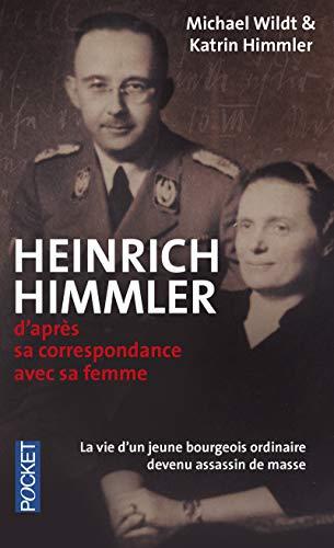 9782266252485: Heinrich himmler - d'apres sa correspondance avec sa femme