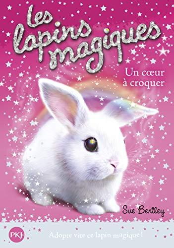 9782266256810: 1. Les lapins magiques : Un coeur � croquer