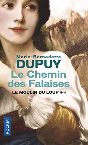 9782266260978: Le moulin du Loup, Tome 2 : Le chemin des falaises (Pocket)
