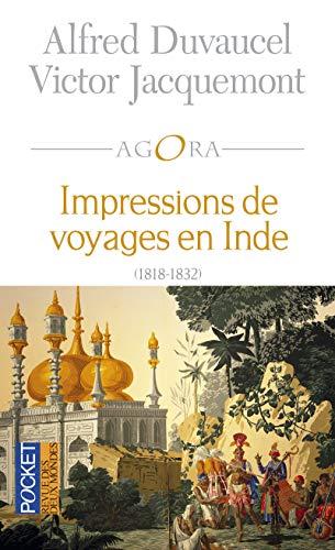 9782266262156: Impressions de voyages en Inde 1818-1832