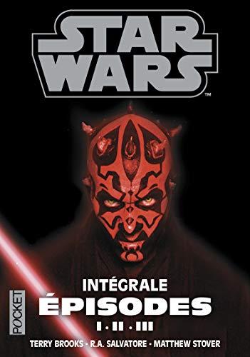 9782266262194: Star Wars, Int�grale pr�logie Tomes 1 � 3 : La Menace fant�me ; L'Attaque des clones ; La Revanche des Sith