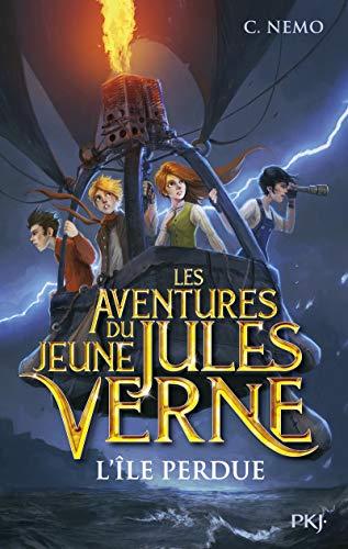 1. Les Aventures du jeune Jules Verne: C. Némo