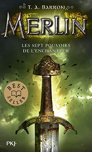 9782266267670: Merlin, Tome 2 : Les sept pouvoirs de l'enchanteur (Pocket Jeunesse)