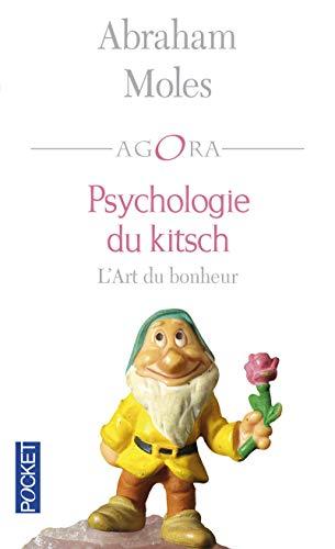PSYCHOLOGIE DU KITSCH: MOLES, ABRAHAM ANDRE
