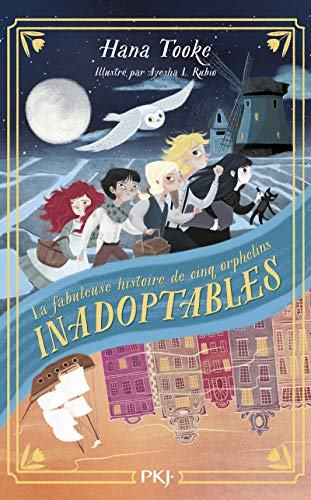 9782266307826: La fabuleuse histoire de cinq orphelins inadoptables, Tome 1 :