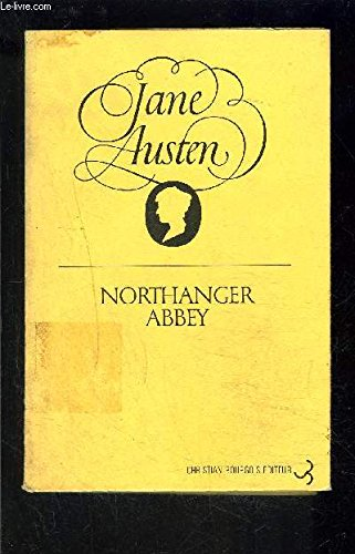 9782267002256: Northanger Abbey